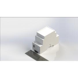 L36* W88* H59mm جعبه ریلی- Din Rail Box