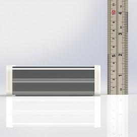 جعبه آلومینیومی دو تکه -96*33 mm