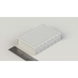 L111.5_W77_H25.5 MM جعبه پلاستیکی رومیزی چهار تکه