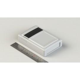 L130*W89*H31 mm جعبه پلاستیکی دیواری دارای LCD