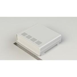 جعبه پلاستیکی بزرگ رومیزی تارا - L260*W290*H80 mm