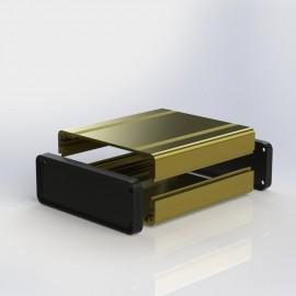 جعبه آلومینیومی دو تکه -80*150 mm