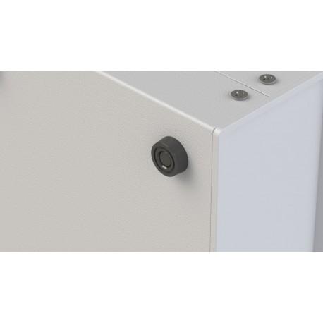پایه پلاستیکی پین دار کوچک با قطر 16 mm