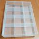 جعبه فلزی پانل پلاستیکی 280*75 به طول 170 mm