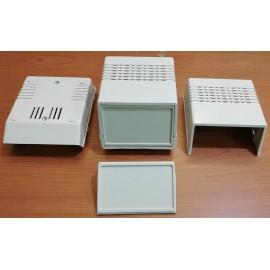 جعبه پلاستیکی ترانس 1 آمپر L100*W100*H70mm