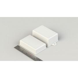 جعبه پلاستیکی طرح گوشواره دار: L105_W67_H35