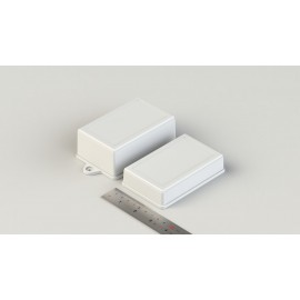 جعبه پلاستیکی طرح با گوشواره: L105_W67_H25