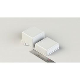 جعبه پلاستیکی طرح گوشواره دار: L75_W70_H40