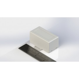 جعبه پلاستیکی-L60*W28*H30mm-Electronic Box