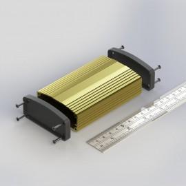 جعبه آلومینیومی رادیاتی L100*W57*H22