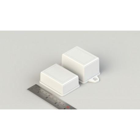 جعبه پلاستیکی طرح گوشواره دار: L67_W45_H35