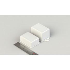 جعبه پلاستیکی طرح گوشواره دار: L67_W45_H25