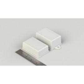 جعبه پلاستیکی طرح گوشواره دار: L82_W42_H31
