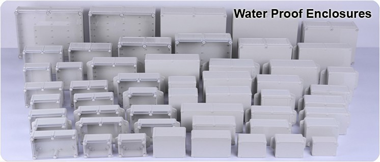 جعبه های ضد آب