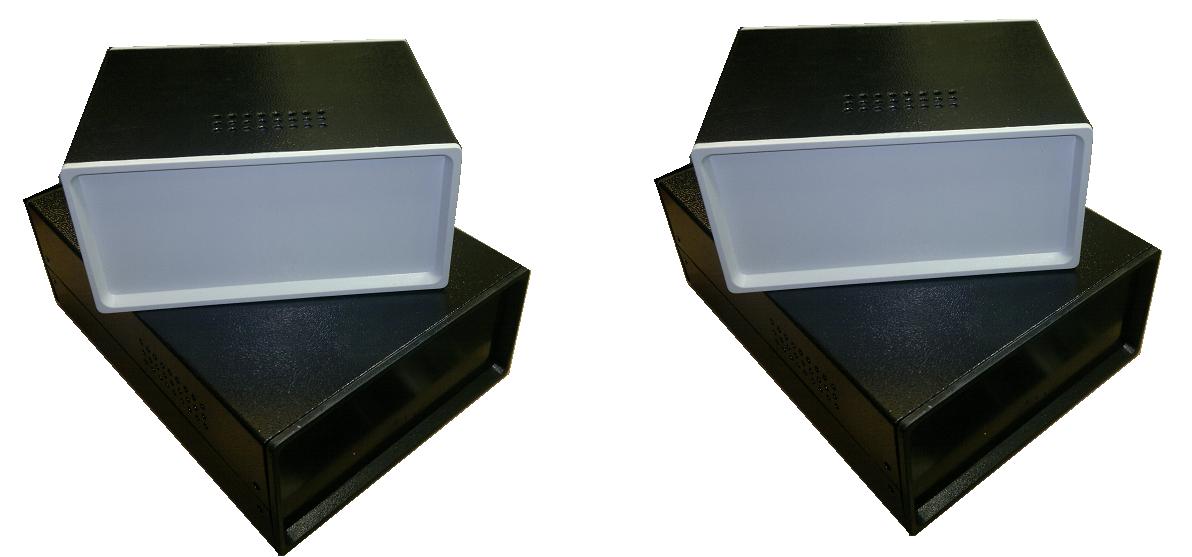 جعبه های پانل پلاستیکی سینا باکس